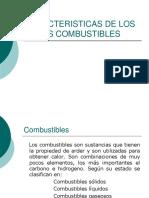 Caracteristicas de Los Gases Combustibles Tema 2