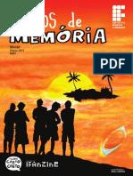 Fanzine Traços de Memoria 1 Online