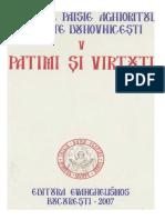 Cuviosul Paisie Aghiritul - Patimi si virtuti.pdf