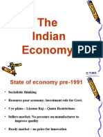 Indian Economy - Some Basic Features