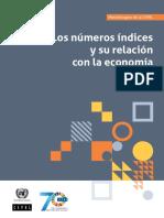 Los Números Índices y Su Relación Con La Economía