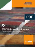 BASF Manual Selladores MasterSeal