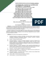 Reglamento Interior Del INEGI