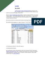 Análisis Pareto en Excel 2003