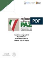 Diagnostico Valle de Puebla