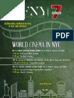 IFFNY Festival 2018 Program