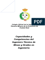 Competencia Ing. Minas 2018