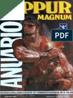 Nippur Magnum Anuario 34-Dic-1992