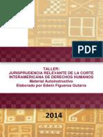Materiales Manual Auto Instructivo Taller Jurisprudencia Relevante de La Cidh