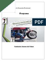 Mecanica de Motos 2016
