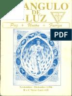 Triángulo de Luz, Noviembre-Diciembre 1996