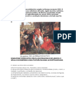 O Arcadismo é Uma Escolaliterária Surgida Na Europa Noséculo XVIII