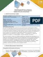 Syllabus del curso Antropología (1)