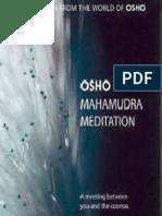 Mahamudra - Osho