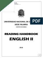 II Manual Inglés Nivel II Unal Version 2017b