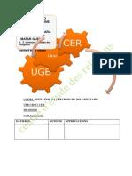 UFR CRAC Page de Garde Du Devoir.
