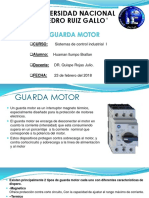 Guard a Motor