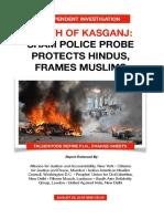 Kasganj Report