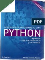 356388181 Introducao a Programacao Com Python 2a Edicao Nilo Ney Coutinho Menezes