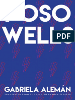 Table of Contents and Beginning of Part One from Poso Wells