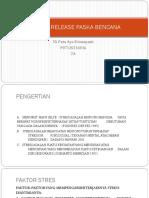 Stress Release Pasca Bencana