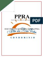 Ppra Renovaçao Condominio Alto Da Boa Vista 2018