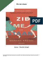 Gratis Boeken Zie Me Staan (PDF - EPub - Mobi) Door Mareike Krügel
