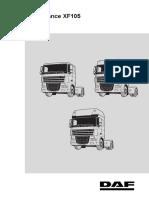 Dw332462 Maintenance Manual Xf105
