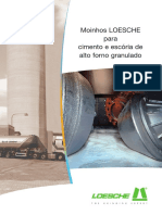 149 Loesche Mills for Cement Granulated Blast Furnace Slag Portug
