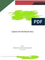 Capitulo 10-Distribucion Fisica