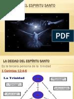 DIVINIDAD DEL ESPIRITU SANTO.pptx