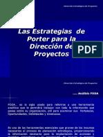 4 FODA Estrategias de Porter