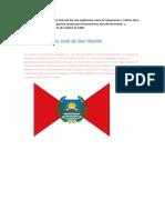 El sueño de José San Martín trata de dar una explicación sobre la composición y colores de la Primera bandera del Perú que fue creada por el General Don José de San Martín.docx