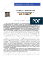 L059 Desordenes Fronterizosy Narcisismo Patologico