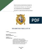 Caso Clínico GRUPO 10 Diabetes Mellitus (1)