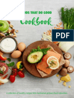 Lunches Nutrition Australia Cookbook