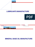 3 Lubricants Manufacture