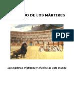 EL ESPEJO DE LOS MÁRTIRES Los mártires cristianos y el reino de este mundo Siglo I-XIV.docx
