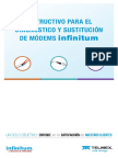 Diagnostico Sustitucion Modems Infinitum