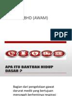 BHD awam