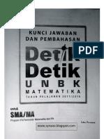 Kunci dan Pembahasan Detik-Detik UN Matematika SMA 2018.pdf