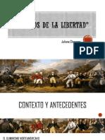Unidad 3 Los Hijos de La Libertad - María Juliana Chaparro Pineda