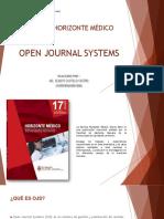Open Journal Systems (Alumnos)
