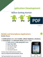 Android Application DevelopmentPPT1