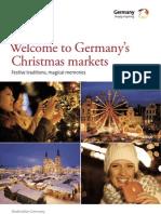 Christmas Markets 2008