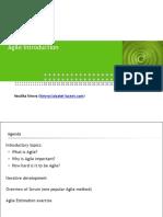 Agile Intro Resources