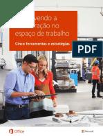 Ebook - Promovendo a Colaboração no Espaço de Trabalho (Microsoft).pdf