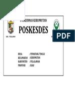 POSKESDES