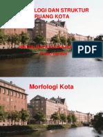 Morfologi Dan Struktur Kota