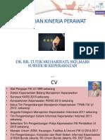 Penilaian Kinerja Perawat - DR Rr Tutik Sri Hariyati SKp MARS